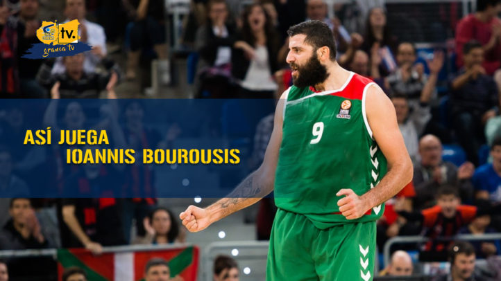 #WelcomeFighters – Ioannis Bourousis