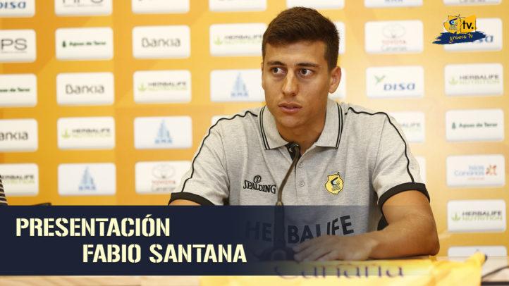 Presentación de Fabio Santana (19.08.19)
