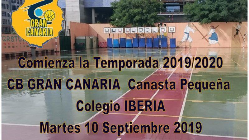 Calendario Escolar 2020 19 Sevilla.Club Baloncesto Gran Canaria