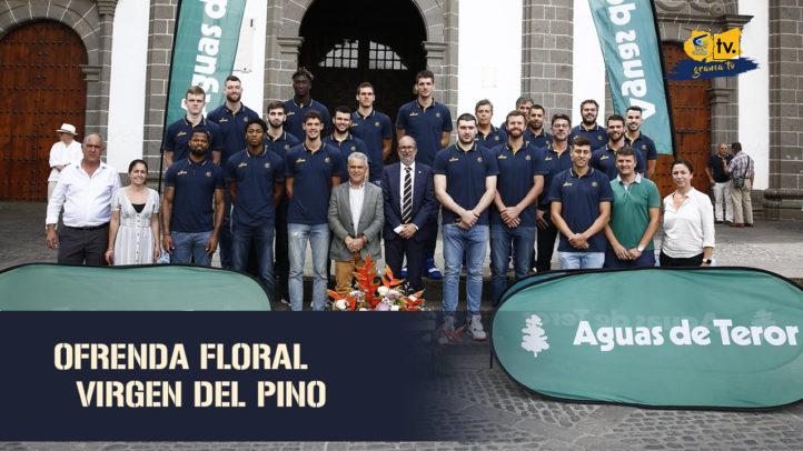 Ofrenda floral a la Virgen del Pino (12.09.19)