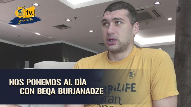 Al día con Beqa Burjanadze (19.09.19)