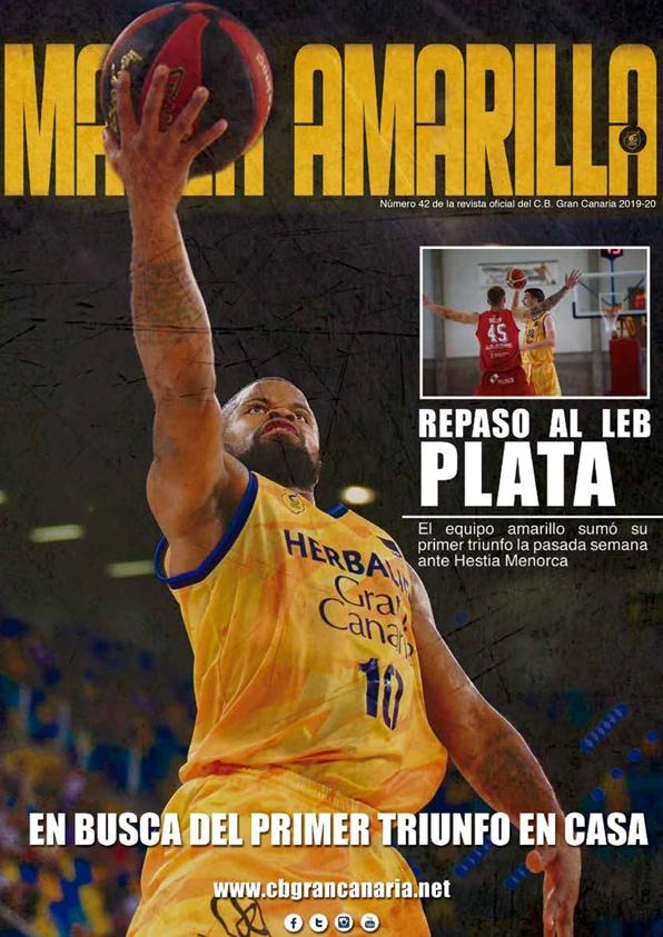 Revista Marea Amarilla - Número 42 - Temporada 2019-2020