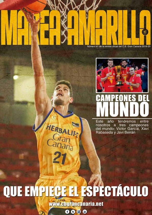 Revista Marea Amarilla - Número 41 - Temporada 2019-2020