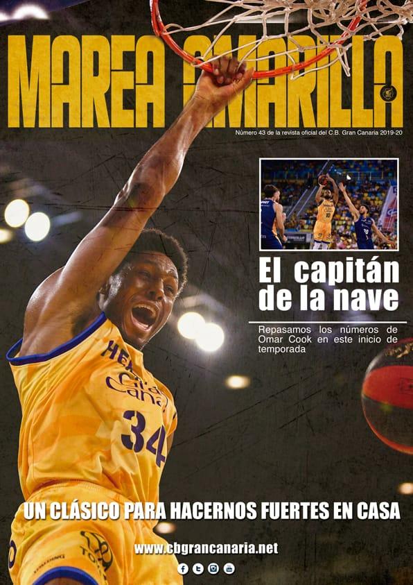 Revista Marea Amarilla - Número 43 - Temporada 2019-2020