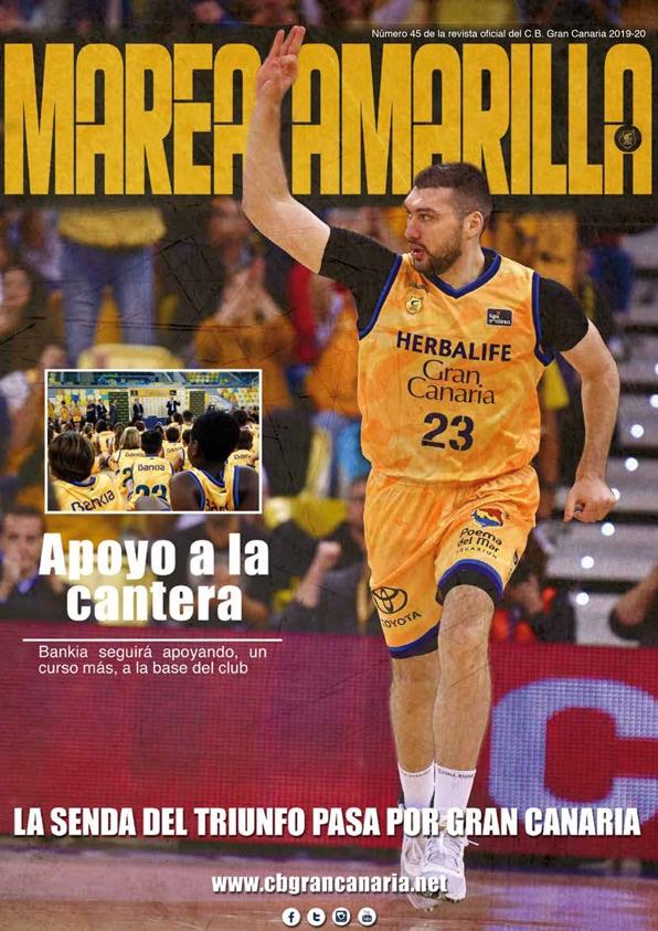 Revista Marea Amarilla - Número 45 - Temporada 2019-2020
