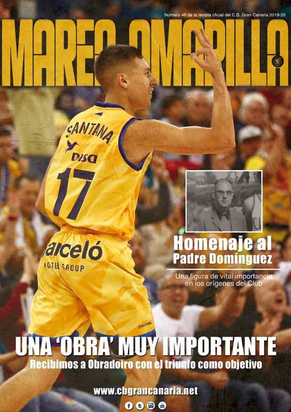 Revista Marea Amarilla - Número 46 - Temporada 2019-2020