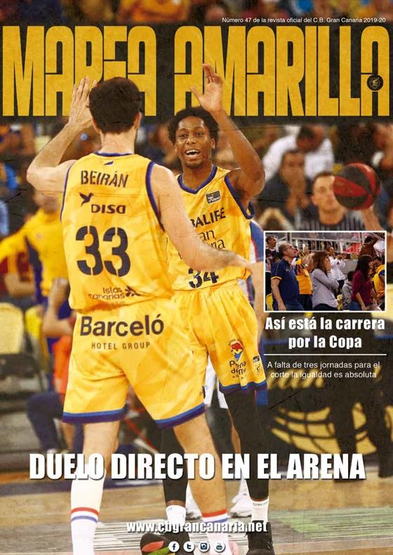 Revista Marea Amarilla - Número 47 - Temporada 2019-2020