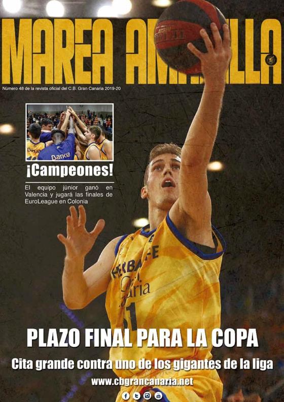 Revista Marea Amarilla - Número 48 - Temporada 2019-2020