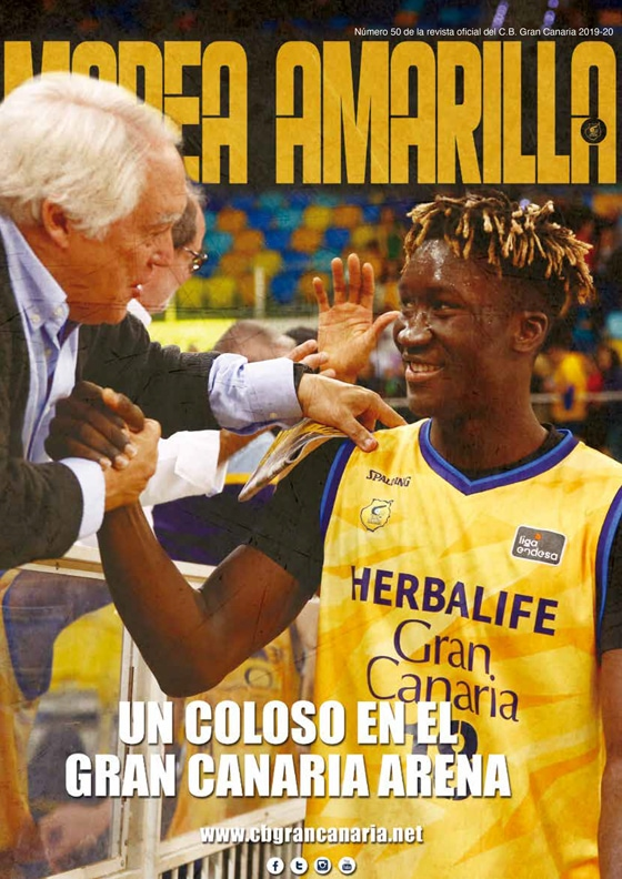 Revista Marea Amarilla - Número 50 - Temporada 2019-2020