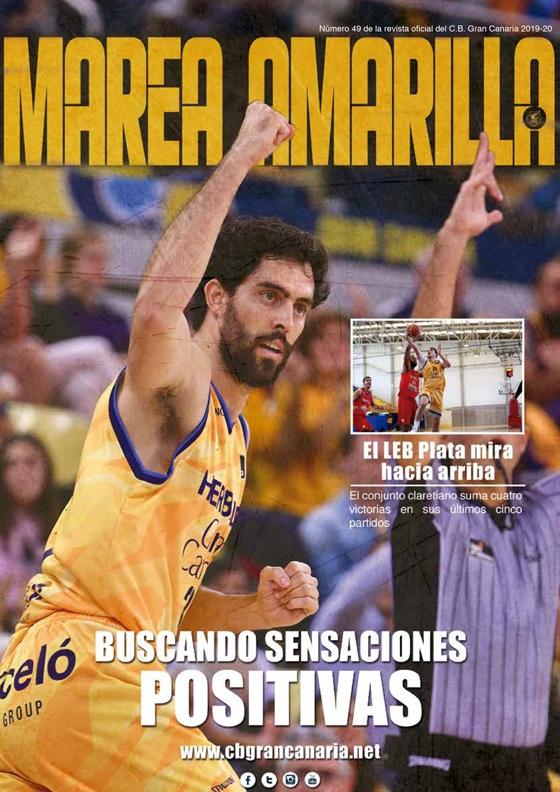 Revista Marea Amarilla - Número 49 - Temporada 2019-2020