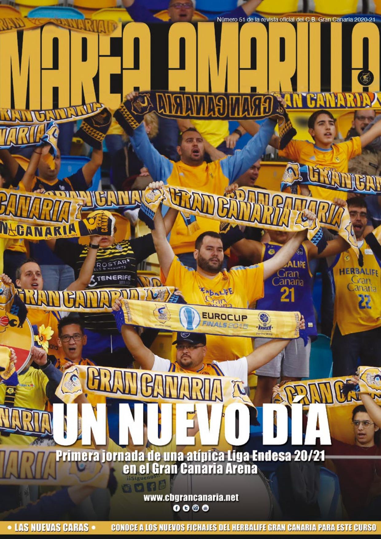 Revista Marea Amarilla - Número 51 - Temporada 2020-2021