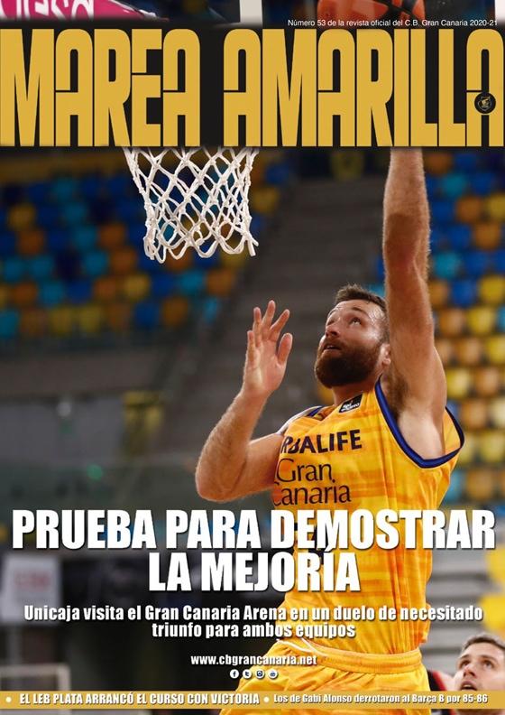 Revista Marea Amarilla - Número 53 - Temporada 2020-2021
