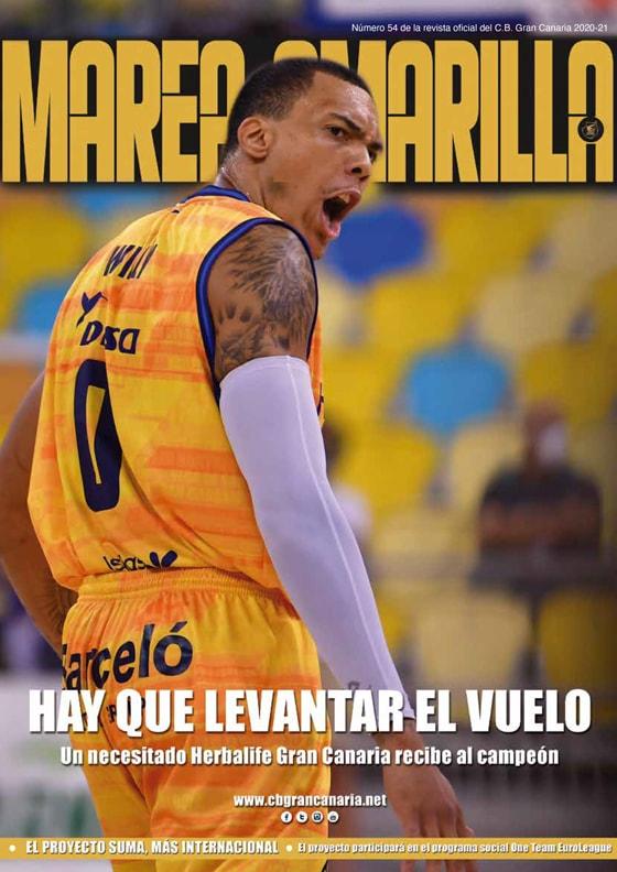 Revista Marea Amarilla - Número 54 - Temporada 2020-2021