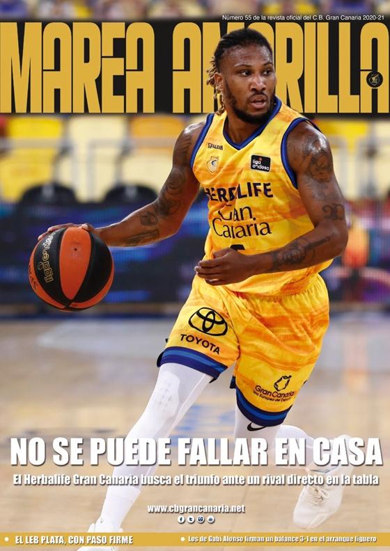 Revista Marea Amarilla - Número 55 - Temporada 2020-2021