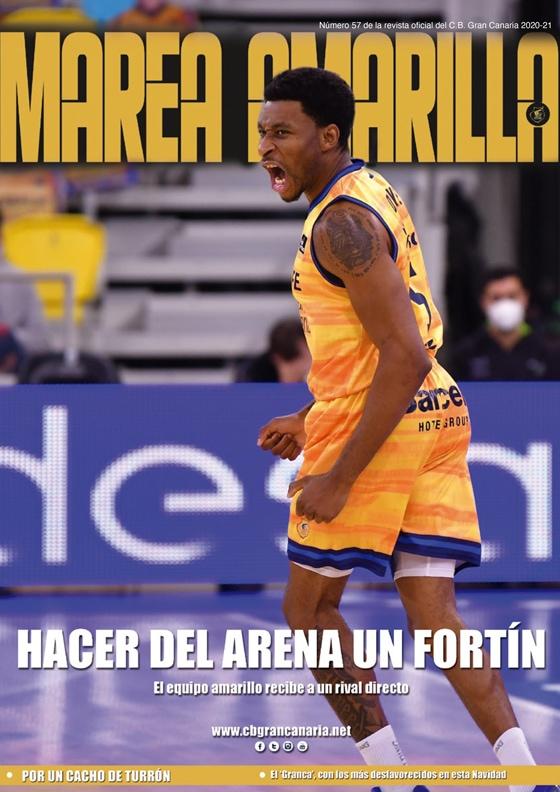 Revista Marea Amarilla - Número 57 - Temporada 2020-2021