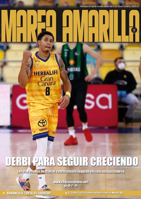 Revista Marea Amarilla - Número 58 - Temporada 2020-2021