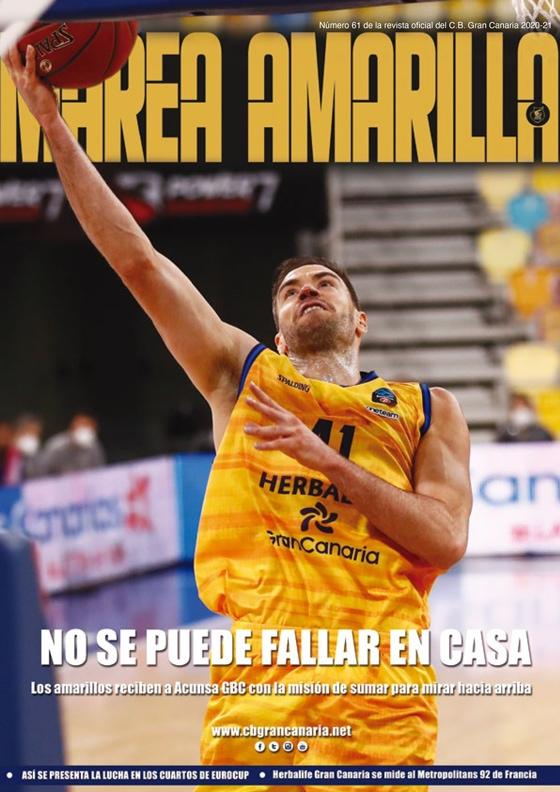 Revista Marea Amarilla - Número 61 - Temporada 2020-2021