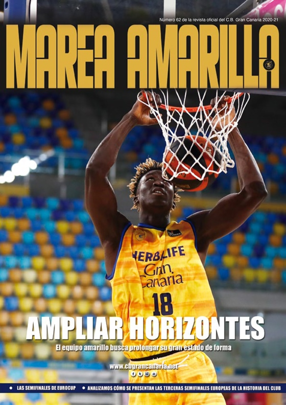 Revista Marea Amarilla - Número 62 - Temporada 2020-2021