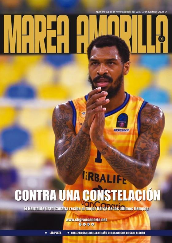 Revista Marea Amarilla - Número 63 - Temporada 2020-2021