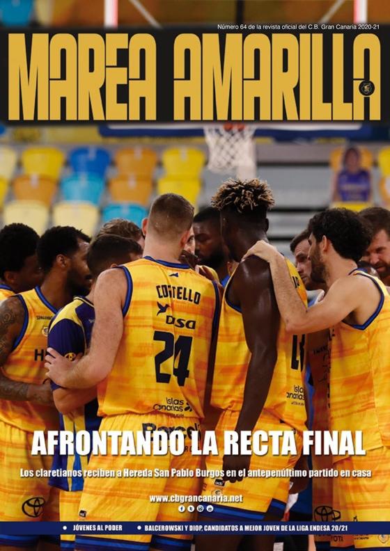 Revista Marea Amarilla - Número 64 - Temporada 2020-2021